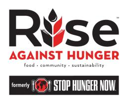 Rise Against Hunger, Philippines