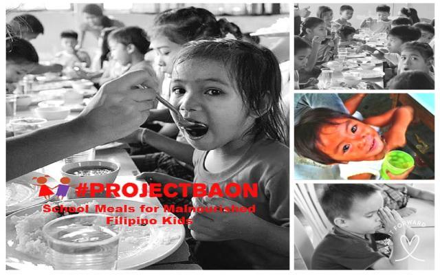 ProjectBaon: School Meals for Malnourished Public School